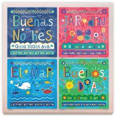 'Spanish Kids Art Prints' board on Minted.com
