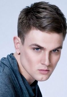 15 Elegant Cute Short Haircuts for mens 2018