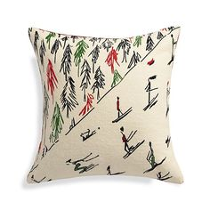 """$49.95 Vail 18"""" Pillow  