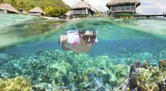 Bora Bora | Polinésia Francesa | CVC Viagens