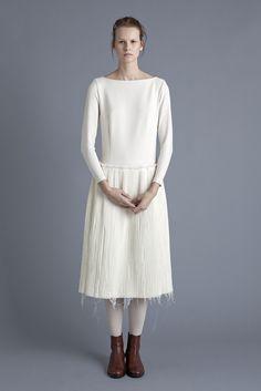 Amara Dress and Chelsea Boot | Samuji FW15 Seasonal Collection