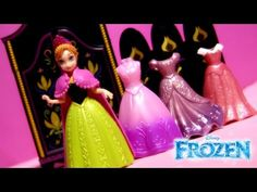 Disney Frozen Magiclip Small Doll Anna Giftset: This charming collection features adorable Anna and Elsa small dolls from the upcoming Disney feature Frozen. Disney Princess Cinderella, Princess Anna, Anna Frozen, Disney Frozen, Rainbow Toys, Prince Hans, Frozen Dolls, Queen Elsa, Snow Queen