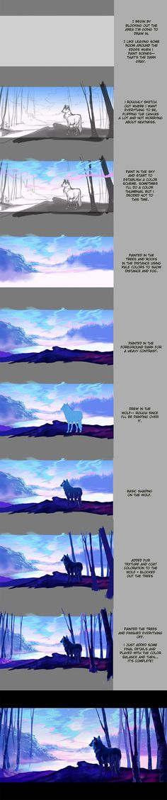 Skye Step-By-Step by *TamberElla on deviantART ✤ || CHARACTER DESIGN REFERENCES | キャラクターデザイン | çizgi film • Find more at https://www.facebook.com/CharacterDesignReferences http://www.pinterest.com/characterdesigh if you're looking for: #color #theory #contrast #animation #how #to #draw #paint #drawing #tutorial #lesson #balance #sketch #colors #painting #process #line #art #comics #tips #cartoon || ✤