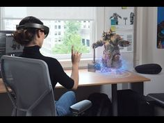 Legendary and Microsoft HoloLens Want To Bring Life-Sized Hologram Characters…