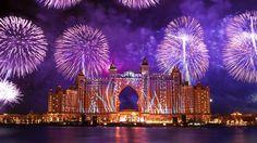World's biggest fireworks display?