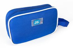 Cool-It Caddy Icepops Freeze and Go Cosmetic and Snack Bag, Blueberry -- Hurry! Check out this great product : Travel cosmetic bag