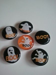 very cute Halloween Magnets