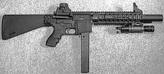 Cav Arms .45 SBR
