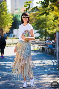 Eva Chen by STYLEDUMONDE Street Style Fashion Photography Pinterest: KarinaCamerino