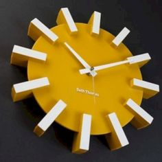 130 Creative Wall Clock Design Ideas www.