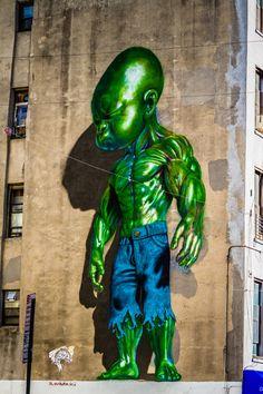 Baby Hulk by Tony C