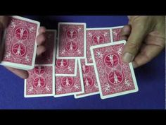 Do you want to make your family and friends fascinated by your enthralling magic trick performance? You could fulfill your wish by acquiring easy card magic tricks. As magic tricks are the most enticing skill that people dream to Cool Card Tricks, Learn Card Tricks, Cool Magic Tricks, Magic Tricks Tutorial, Tutorials, Magic Illusions, Street Magic, Magic Props, Sleight Of Hand