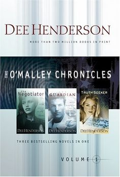The O'Malley Chronicles, Volume 1 (Three novels in one volume: The Negotiator / The Guardian / The Truth Seeker) by Dee Henderson,http://www.amazon.com/dp/1590524292/ref=cm_sw_r_pi_dp_KrLfsb0HVQVR37S6