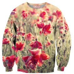 Flowers Sweatshirt - Beautifull sweater for beautiful people <3