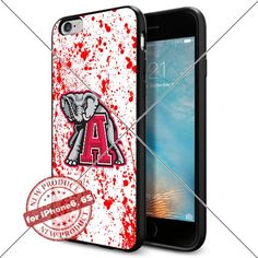 WADE CASE Alabama Crimson Tide Logo NCAA Cool Apple iPhone6 6S Case #1004 Black Smartphone Case Cover Collector TPU Rubber [Blood] WADE CASE http://www.amazon.com/dp/B017J7JQQA/ref=cm_sw_r_pi_dp_qS0vwb1WS6HXE