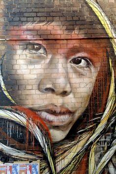 Artists Adnate + Shida - Melbourne