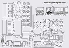 desene sau modele CNC