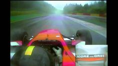 Here's an onboard video of Formula 2 driver, Dino Zamparelli racing at Belgium in typical Spa conditions. With almost no visibility, it's only at that final second that Dino sees the incident in front, but with lighting quick reactions, he avoids all the carnage and overtakes four cars whilst doing so.  Not bad. Not bad at all.