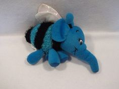 Pooh & The Bee! I Said That When I Saw The Heffabee (A Heffalump Bee) She Is On My Plush List