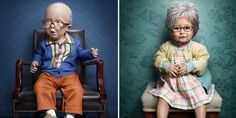 These Are Some Seriously Old Babies! Don't Miss These Amazing Pictures. - Amazing Pictures, Old Babies, Photography