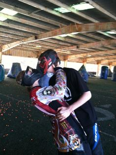 Paintball and Your Significant Other