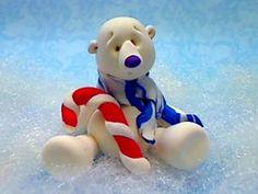 Polymer Clay Polar Bear Tutorial by Amaco