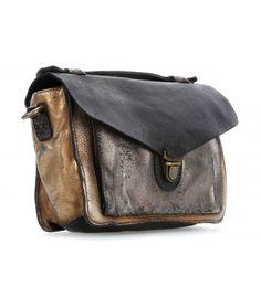 8ae0c4cd85ed Campomaggi Linea School Bag Schultertasche C3301LAVL-2219