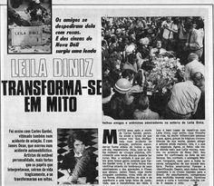61 melhores imagens de LEILA DINIZ & | Atriz brasileira