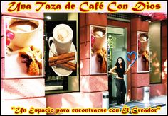 Banner Una Taza de Café con Dios