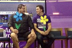 Oshie (NHL) attends the Walk to End Alzheimer's in support of his father. Walk To End Alzheimer's, What Is Coming, St Louis Blues, Alzheimers, Nhl, No Worries, Battle, Father, Dads