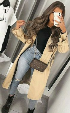 Cute Casual Outfits, Pretty Outfits, Stylish Outfits, Fall Winter Outfits, Spring Outfits, Mode Outfits, Fashion Outfits, Elegantes Outfit, Mode Inspiration