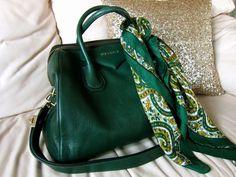 Green Cadre - The Shoppeuse