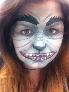 Hyena lion king makeup MUA:Ellie Noon
