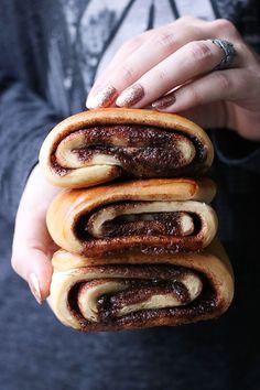 Sweets Recipes, Baking Recipes, Cake Recipes, Baking Ideas, Yummy Recipes, Pitaya, Delicious Desserts, Yummy Food, Sweet Buns