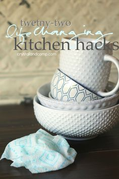twenty two life changing kitchen hacks for busy parents!