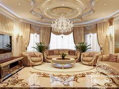 Дизайн интерьера гостиной в городе Грозном. Фото 2017 - Дизайн дома