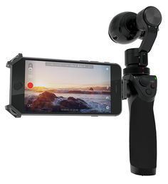 awesome, how cool is the 4K camera and handheld stabilizer #Osmo! I would like to test and use for my Vlogs and other recordings
