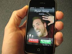 ok, its not really a craft, but It would be pretty funny to take pictures of my contacts with their faces smushed up against the glass so it looks like theyre trapped in the phone!