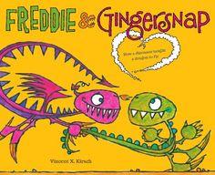 Freddie & Gingersnap by Vincent X. Kirsch