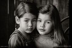 Portrait Photography eBook - Sisters
