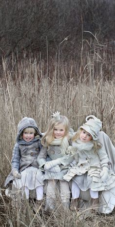 """AUTUMN, WINTER, SPRING AND SUMMER ~ """"The seasons are what a symphony ought to be: four perfect movements in harmony with each other. Beautiful Friend, Poses, Sewing For Kids, Beautiful Children, Shades Of Grey, Cute Kids, Little Girls, Kids Fashion, Girl Outfits"""
