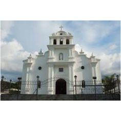 Iglesia de San Rafael Escazu, Costa Rica