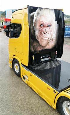 Customised Trucks, Custom Trucks, Cool Trucks, Big Trucks, Custom Big Rigs, Bmw M4, Vintage Trucks, Semi Trucks, Cars And Motorcycles