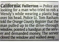 Walked Away Police Report