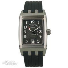 bb3e96c75e8 Cote occasion Jaeger LeCoultre Reverso Gran Sport - Le Guide des Montres Relógios  Jaeger Lecoultre