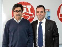 PSOE y UGT coinciden en la necesidad de planes de empleo y ayudas a parados y empresas - 45600mgzn