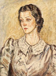 Portretul scriGitoarei Nella Stroesc