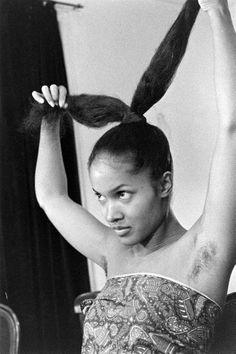 Marpessa Dawn vintage actress, singer based in France. Black Is Beautiful, Pretty Black, Beautiful Women, Vintage Black Glamour, Vintage Beauty, Black Girl Magic, Black Girls, Marpessa Dawn, Black Orpheus