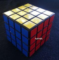 Cubo Magico Shengshou 4x4 60mm Com Stickers Profissional - R$ 45,89 no MercadoLivre