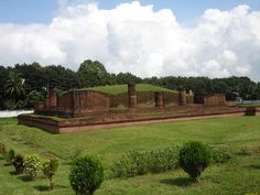 Shalban vihara is an archaeological site in Mainamati, Comilla, Bangladesh. The ruins are in the middle of the Lalmai hills ridge, and these are of a Paharpur-style Buddhist viharas with 115 cells for monks. It operated through the century Asia Travel, Solo Travel, Archaeological Site, 12th Century, Archaeology, Most Beautiful Pictures, In The Heights, Tourism, Around The Worlds